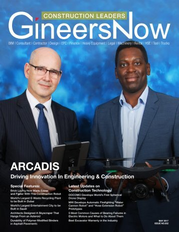 GineersNow Construction Leaders Magazine Issue 002
