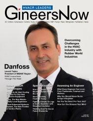 GineersNow HVACR Leaders Magazine June 2017 Issue 002, Danfoss