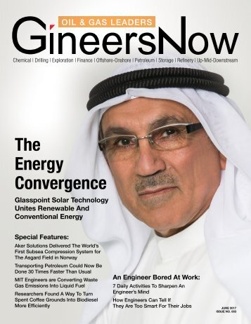 GineersNow Oil and Gas Leaders Magazine Issue 003