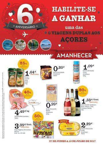 Folheto Amanhecer | Dia-a-Dia Supermercados