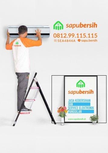 Service AC SapuBersih 081299115115 Bandung