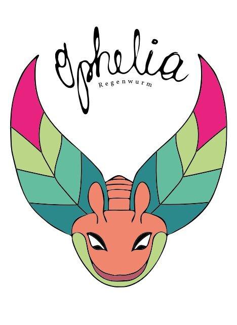Ophelia Regenwurm