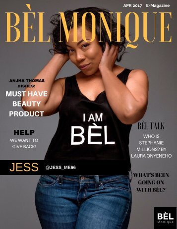 APRIL 2017 BÈL E-Magazine