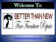 Furniture Repair Chandler   Better Than New