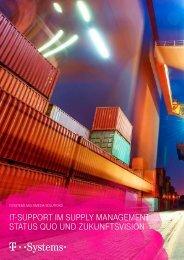 Whitepaper IT-Support im Supply Management