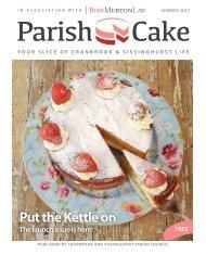 Parish Cake Summer 2017