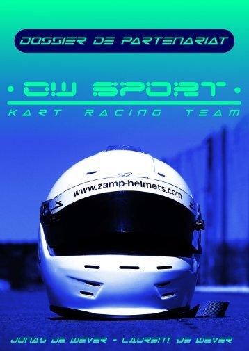 Dossier De Partenariat DW Sport 2018