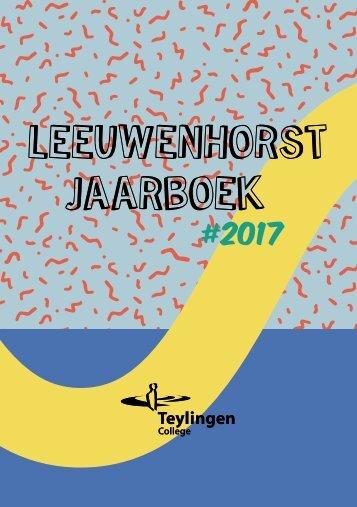 Leeuwenhorst Jaarboek 2017
