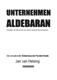 Jan van Helsing - Unternehmen Aldebaran (1997)