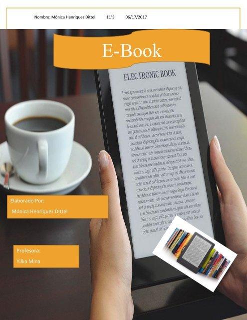 monica e book