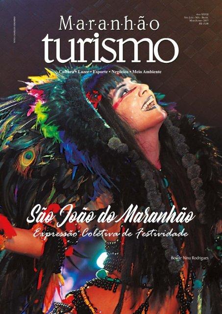 Revista São João - Maranhão Turismo
