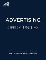 ARN Advertising Opportunities