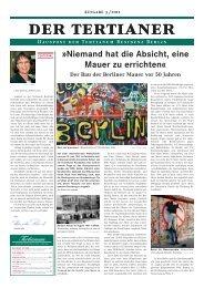Hauszeitung 2/02 - Tertianum Berlin