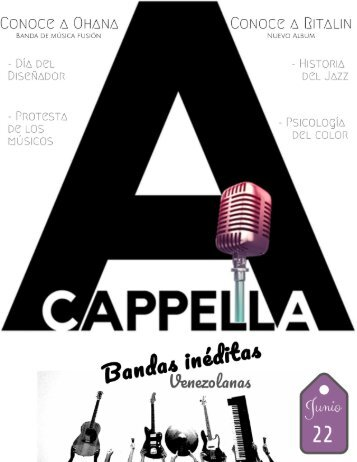 Revista ACapella
