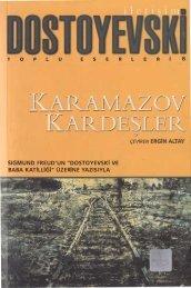 Dostoyevski - Karamazov Kardeşler