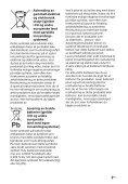 Sony HT-CT381 - HT-CT381 Consignes d'utilisation Norvégien - Page 3