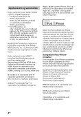 Sony HT-CT381 - HT-CT381 Consignes d'utilisation Norvégien - Page 4
