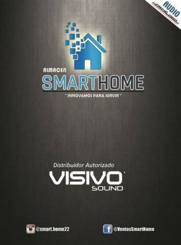 Presentación 1 Catalogo SmartHome