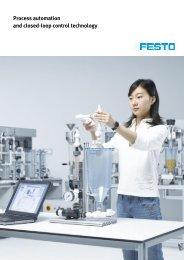 Process Automation EN - Festo Didactic