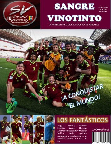 Revista Sangre Vinotinto