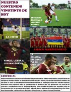 Revista Sangre Vinotinto - Page 2
