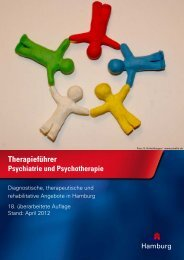 Therapieführer Psychiatrie und Psychotherapie - Praxis Dr. Fiddike ...