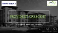 Provident Crescent