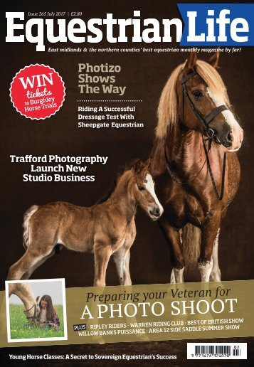 Equestrian Life July 2017 Issue