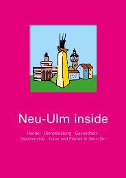 Neu-Ulm inside 2017