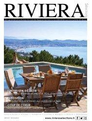Riviera Sélections - Juillet