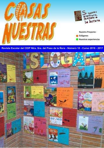 Revista Cosas Nuestras nº10 web