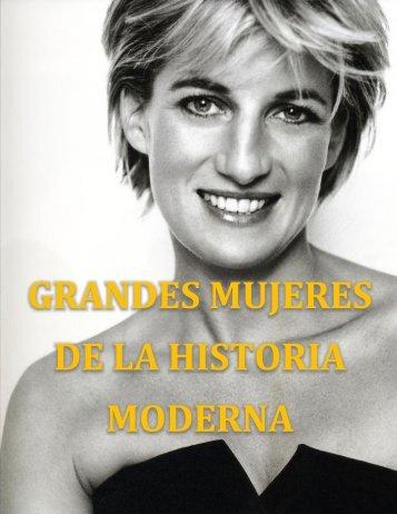 Mariana Flores Melo - Grandes mujeres de la historia moderna
