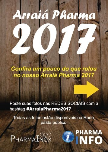 Book Arraia Pharm 2017 - Oficial