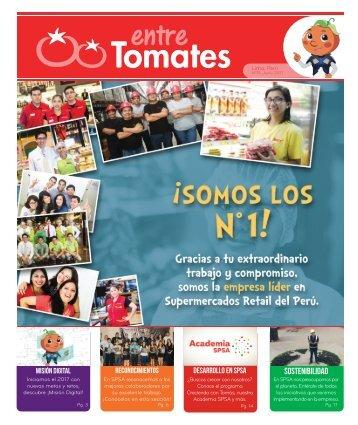 Entre Tomates Junio