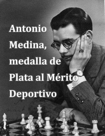 Armando Guedez Rodriguez - Antonio Medina, medalla de plata al merito deportivo