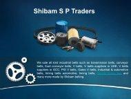 Appropriate Company V Belts, Industrial & Automotive Belts