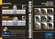 Baumaschinen-Reifen 2012.FH9 - Wenzel Industrie GmbH