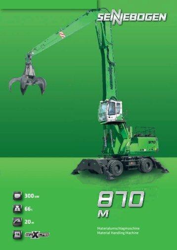 K20 - SENNEBOGEN Maschinenfabrik GmbH