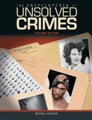 Unsolved Crimes Encyclopedia