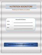 Catálogo de Productos Nutrition bookstore 2017 - Page 2