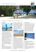 Reseguide Thailand - Gratis guide Koh Lipe - Page 6