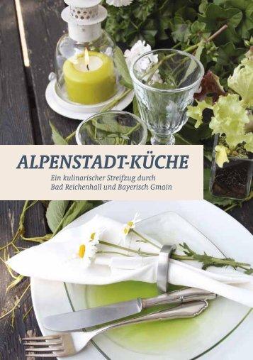 Alpenstadtküche Bad Reichenhall 2017