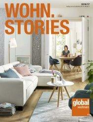 WohnStories 2016/2017 von Global Wohnen