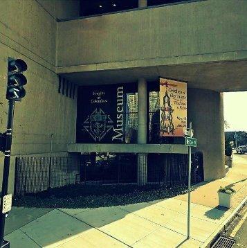 Knights of Columbus Museum near New Haven dentist Shoreline Dental Care
