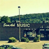 Sam Ash Music Stores near top New Haven dentist Shoreline Dental Care