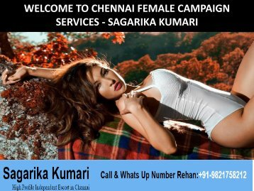 Best Escorts and Call Girls in Chennai- Sagarika Kumari