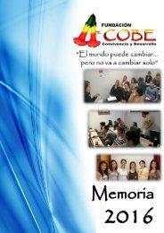 Memoria F.ACOBE2016