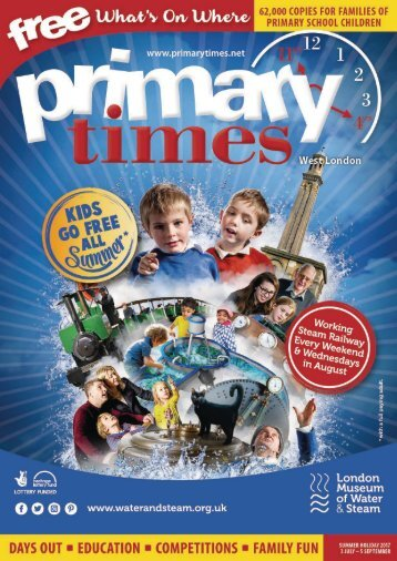 Primary Times West London Summer 2017