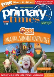 Primary Times Buckinghamshire Summer 2017
