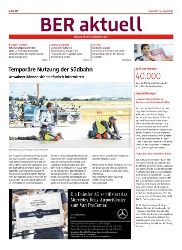 BER aktuell 07/2017